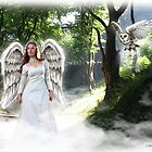 Angelicness by dimarie