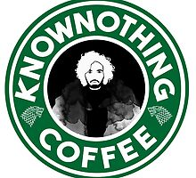 Know Nothing Coffee by AliyaStorm