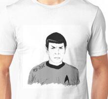 RIP Leonard Nimoy Unisex T-Shirt