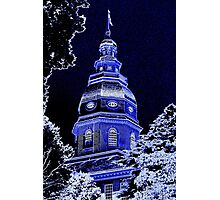 Maryland State House Photographic Print