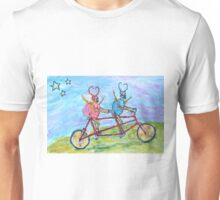 Doctor and Mrs Love Bug Unisex T-Shirt