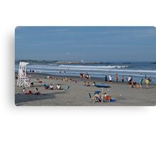 """""""Summers Ending Days"""" - Rhode Island - 2009 AUG *featured Canvas Print"""