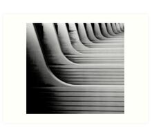 jet liners Art Print