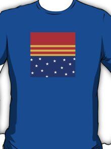Wonder Woman Inspired Colors T-Shirt