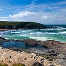 Cornish Summer by Steve plowman