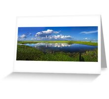 Paines Praire Greeting Card