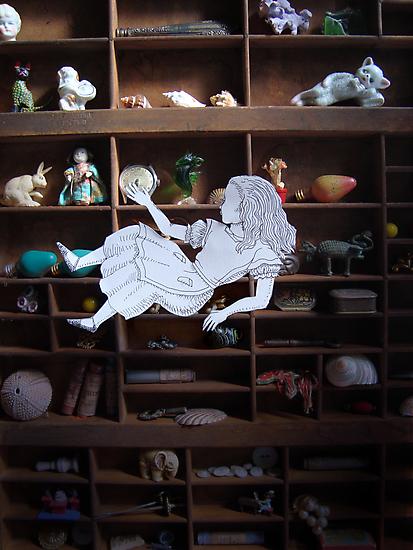 Down the Rabbit Hole by SusanSanford