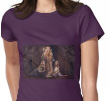 Beloved of the Crown Womens Fitted T-Shirt