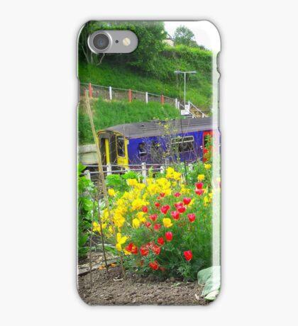 St James Park allotment  iPhone Case/Skin