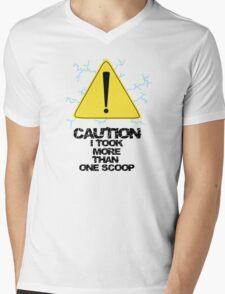 Pre-Work Out Buzz Mens V-Neck T-Shirt