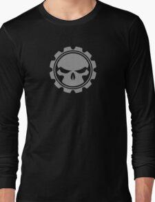 Skull Gear Long Sleeve T-Shirt