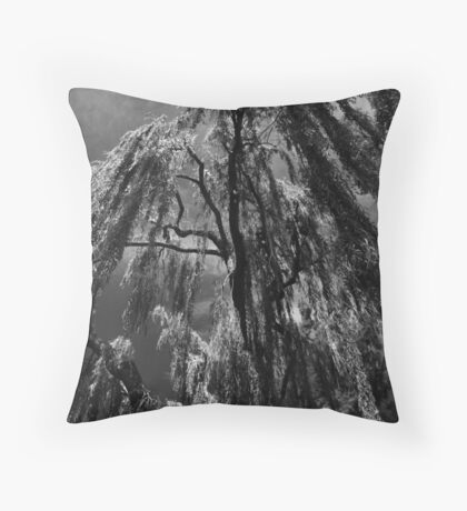 Pour Your Misery Down Throw Pillow