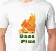 Bass Plus T-shirt and Stickers Unisex T-Shirt