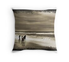 september days Throw Pillow