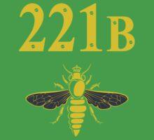 221B(ee) Baby Tee