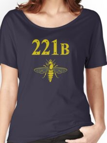 221B(ee) Women's Relaxed Fit T-Shirt