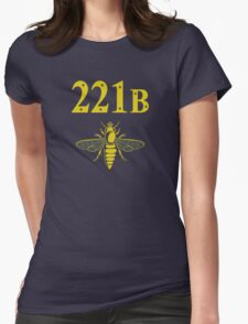 221B(ee) Womens Fitted T-Shirt