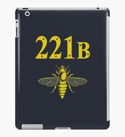 221B(ee) iPad Case/Skin