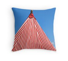 Tenting Throw Pillow