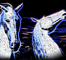 Electric Kelpies Colour by Dean Woodhouse