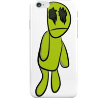 Zombie Doll iPhone Case/Skin