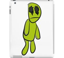 Zombie Doll iPad Case/Skin
