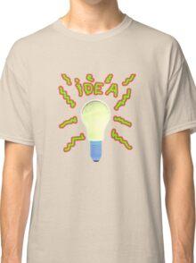 Bright Idea. Classic T-Shirt