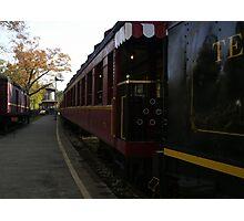 Texas Railroad Photographic Print