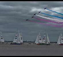 Clippers v Arrows by woodgag