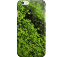 Tiny Clovers of Luck iPhone Case/Skin