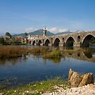 Pont de Lima, Portugal by Michael Hadfield