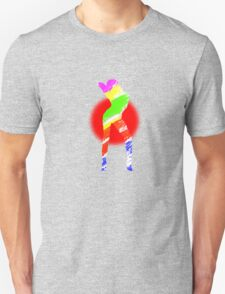 Silhouette Girl T-Shirt