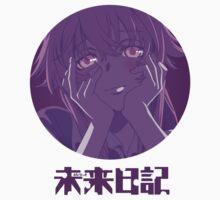 Mirai nikki - Yuno by Dandyguy