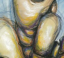 In Process 5 Detail by Wayne Grivell
