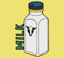 MILK, it's good.  by Adam Excell