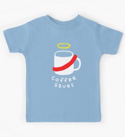 Coffee Jesus Kids Tee