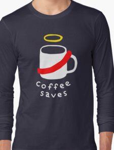 Coffee Jesus Long Sleeve T-Shirt