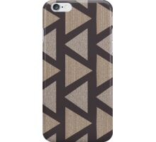 African Tribal Pattern No. 2 iPhone Case/Skin