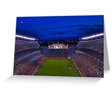 2009 Denver Invesco Field 020 Greeting Card