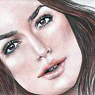 Keira Knightley by eveelinaa