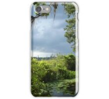 Storm on its way... iPhone Case/Skin