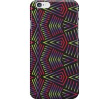 African Tribal Pattern No. 4 iPhone Case/Skin