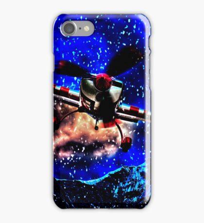Red Bull Air Race Pilot Peter Podlunsek iPhone Case/Skin