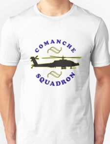 Comanche tee-shirt and stickers T-Shirt