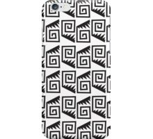 African Tribal Pattern No. 6 iPhone Case/Skin