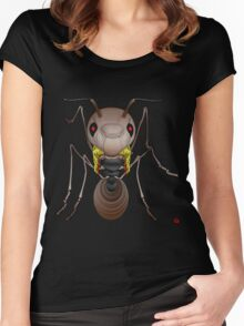 ANIMATION/ ANT Women's Fitted Scoop T-Shirt