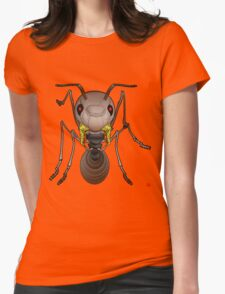 ANIMATION/ ANT Womens Fitted T-Shirt