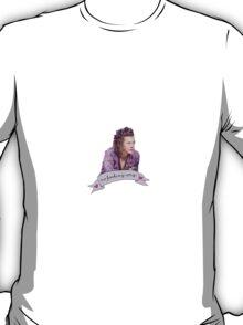 no fooking way - harry  T-Shirt