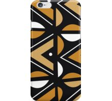 African Tribal Pattern No. 10 iPhone Case/Skin