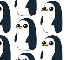 Gunter the Penguin!! :) by adriyoutube